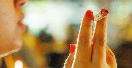 Dos casos de câncer de boca, 90% ocorrem em fumantes